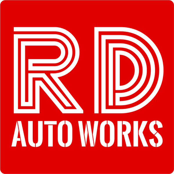 RD Auto Works Logo
