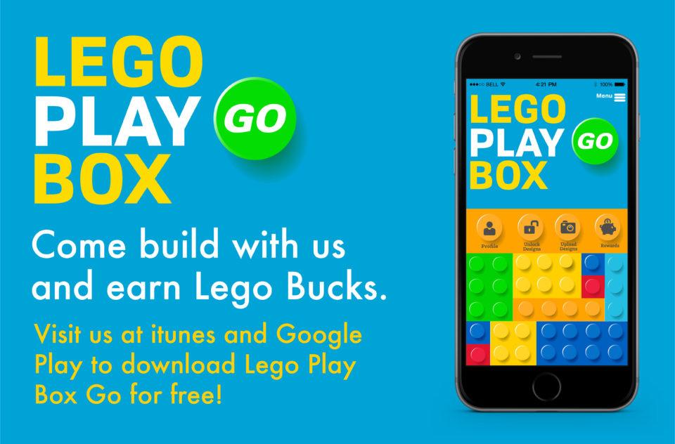 Lego Play Box